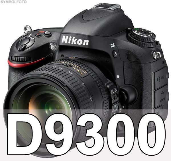 Ob die D9300 der hier gezeigten D600 ähnlich sehen wird kann niemand zu diesem Zeitpunkt sagen!